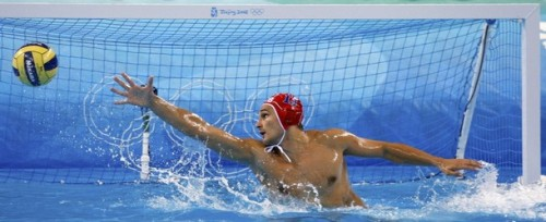 OLYMPICS-WATERPOLO/